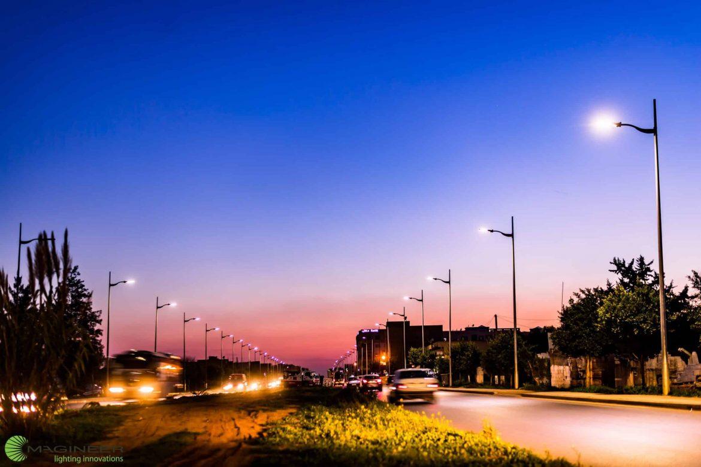 Branding Campaign – Rabat Public Lighting Company