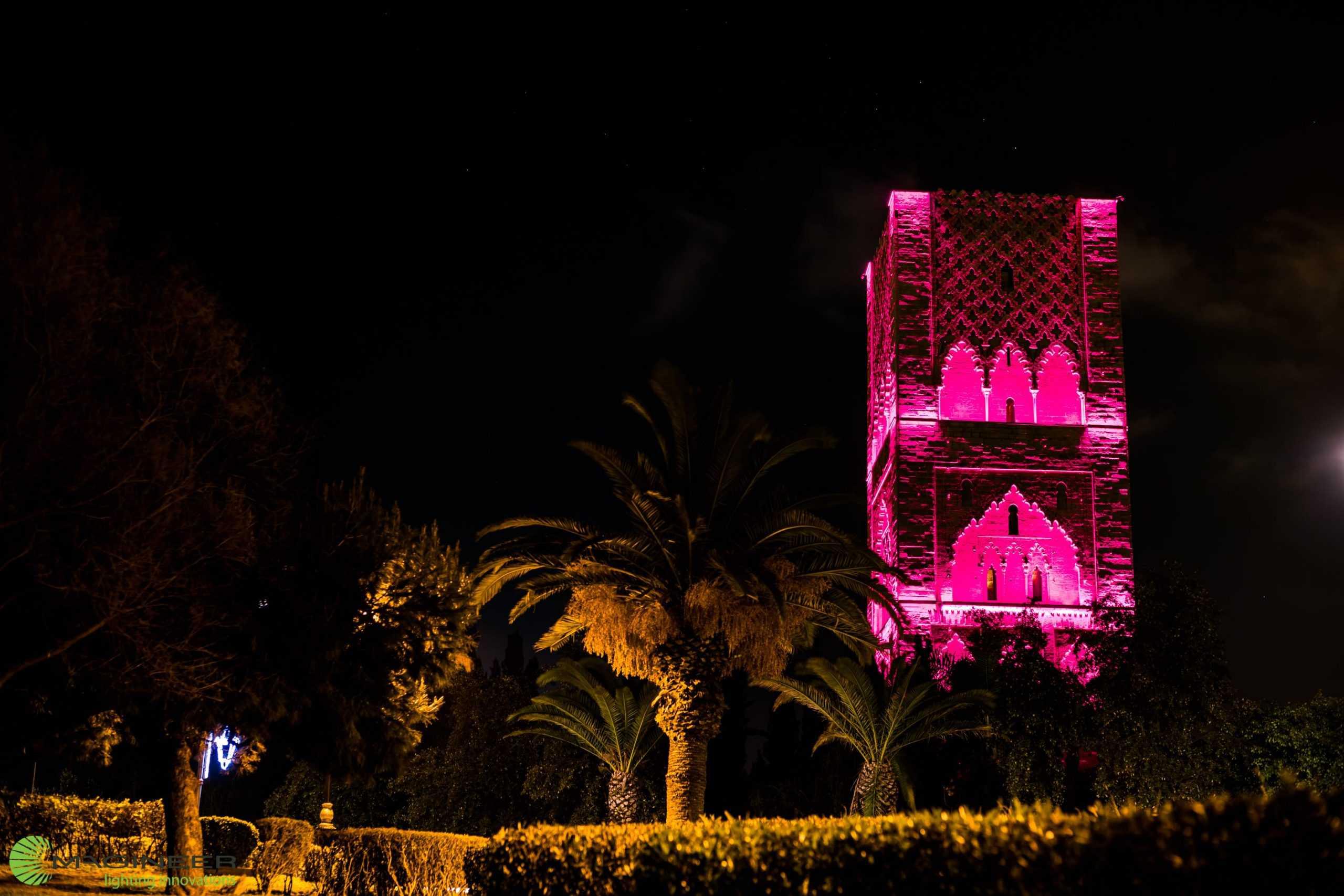 Branding Campaign - Rabat Public Lighting Company