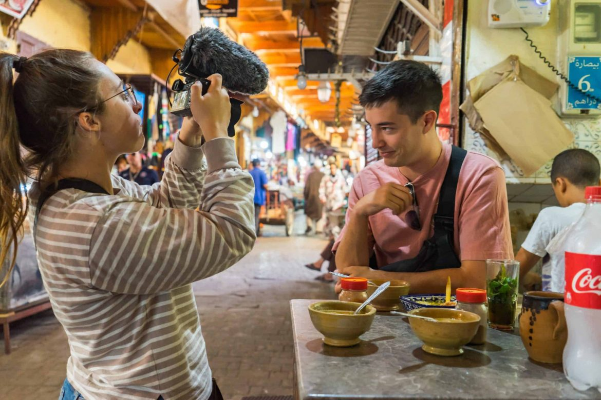 Photography Trip – Luke Martin & Sabrina Davidson from Chopsticks Travel