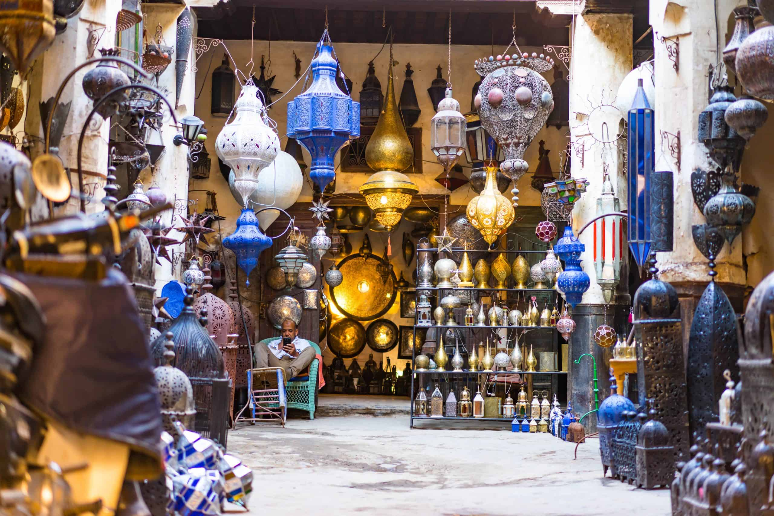 Morocco : Paradise of beautiful items here's a Guide for shopping