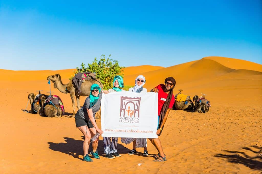 How to go to the Moroccan Sahara desert
