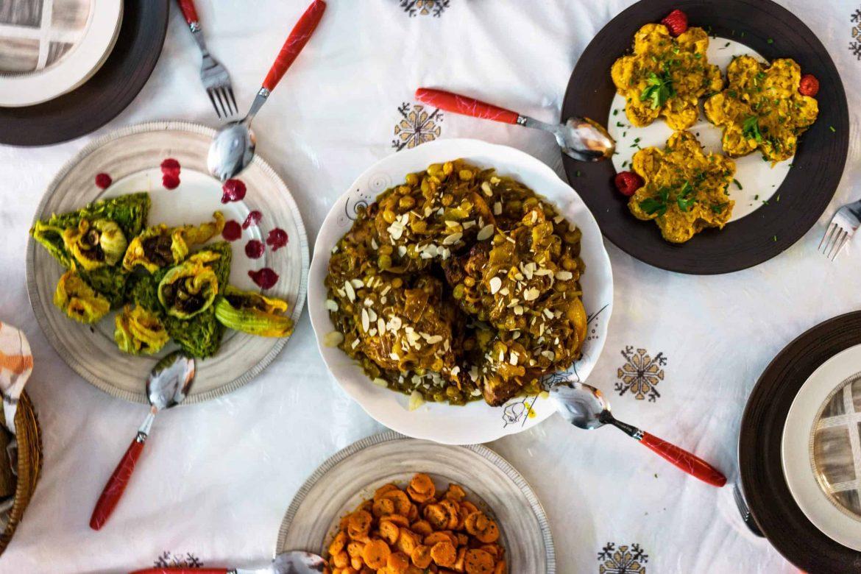 Branding Campaign – Moroccan Food Tour II