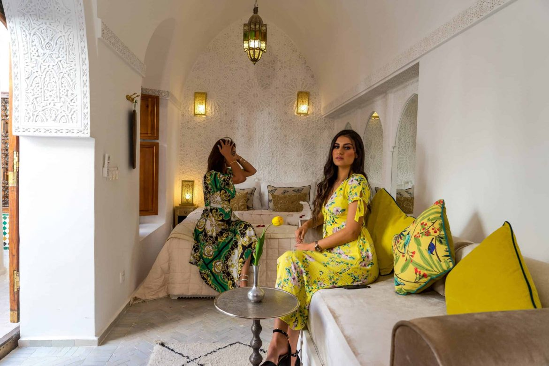 Branding Campaign – Marrakech Riads