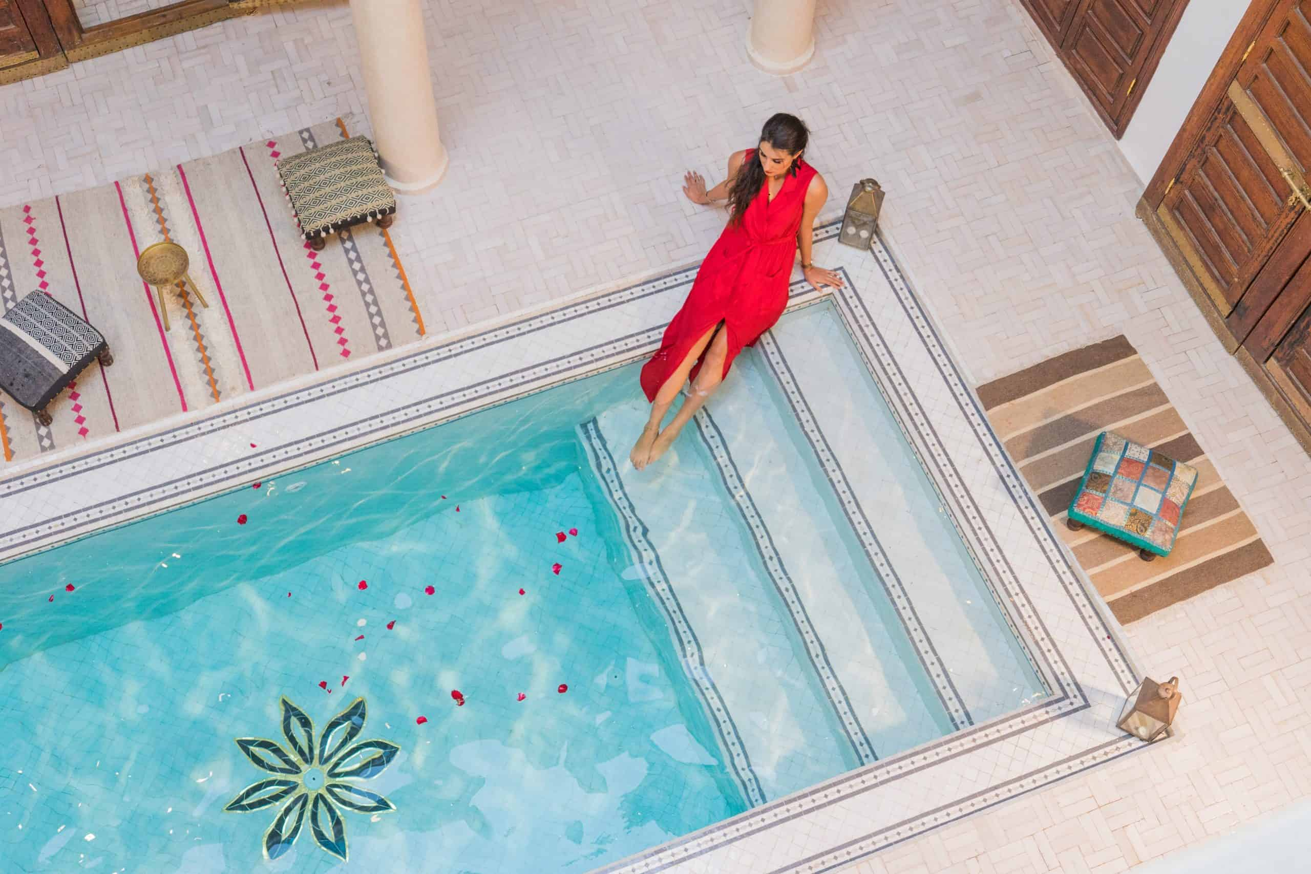 Branding Campaign - Marrakech Riads