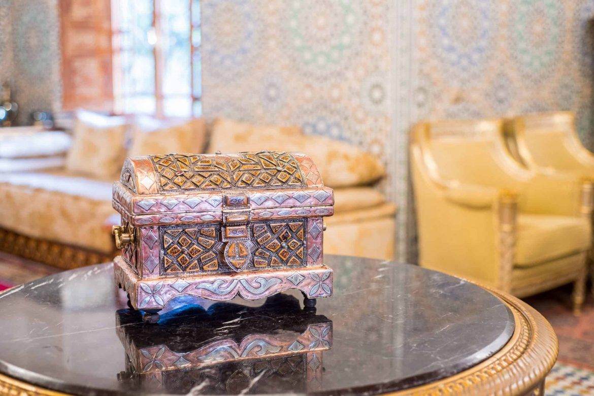 Packshot – Luxury Moroccan Crafts