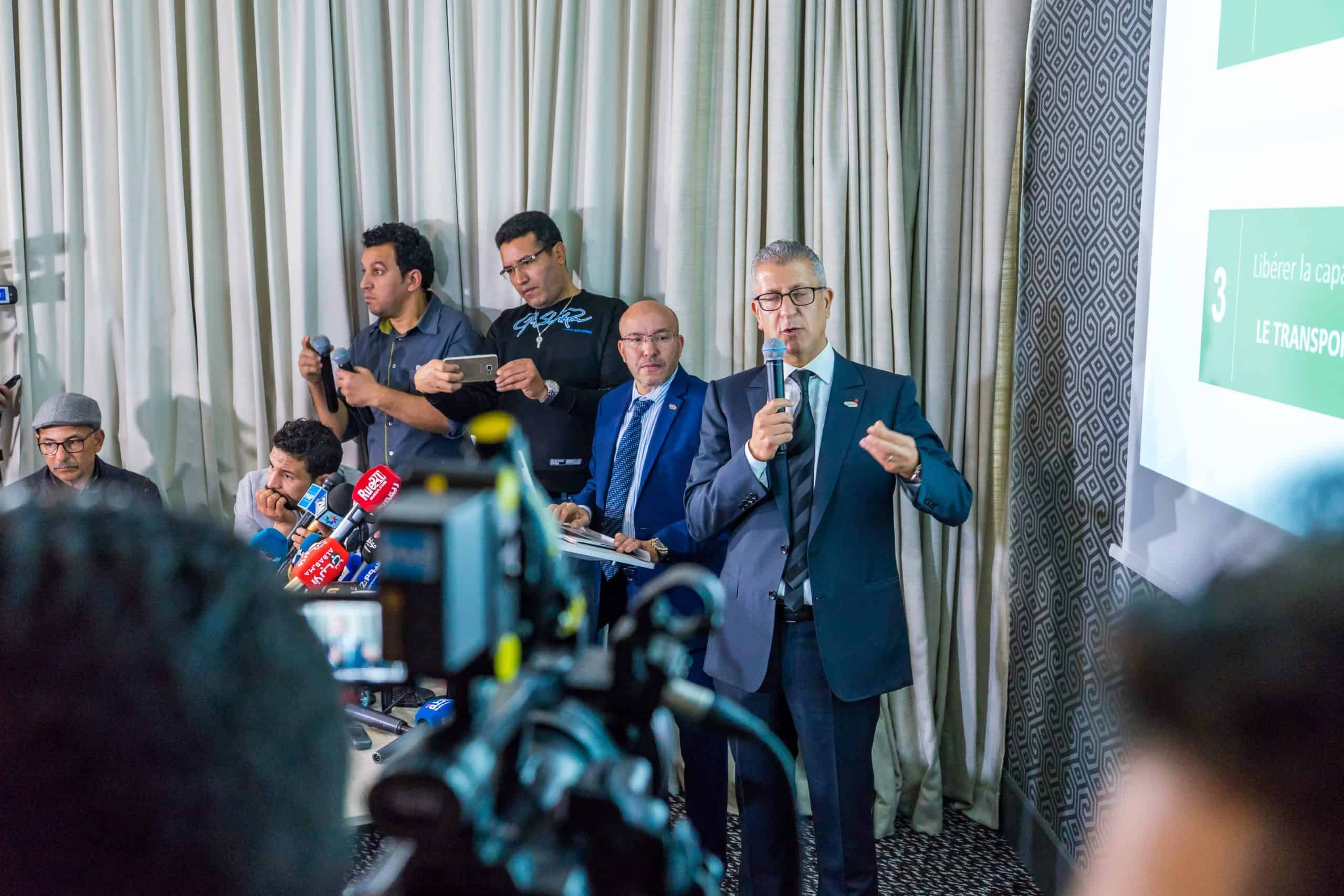 Event Coverage - Al Boraq Press Conference By ONCF