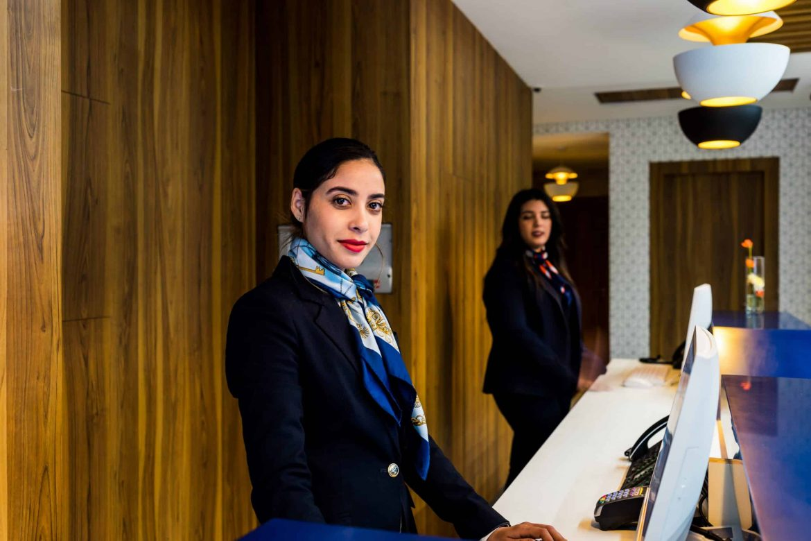 Opening Campaign – Hotel Vitality Terminus, Kenitra