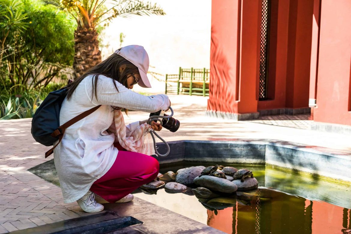 Photography Tour – Marrakech with Jennah