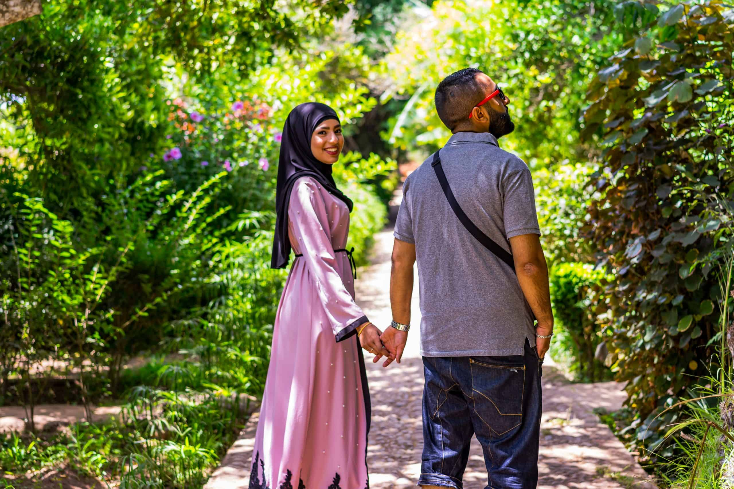 Private Shooting - Rabat Happy Couple